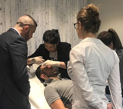 The Key to Your Successful Aesthetics Career - Hands-on Practical Training