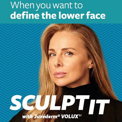 Dermal Fillers for the Lower Face: A New Kid on the Block